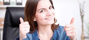 שפת גוף בראיון עבודה
